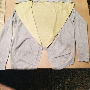 Lululemon Reversible lightweight/Hooded Sweater